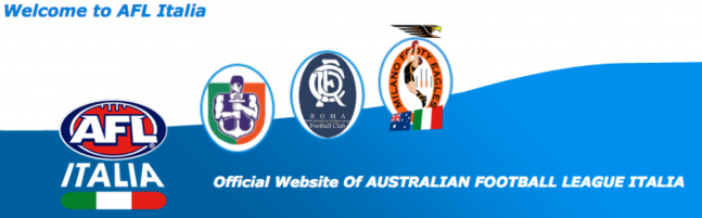 AFL Italia – a little history