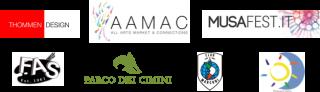 Oltreoceano Sponsor Logos