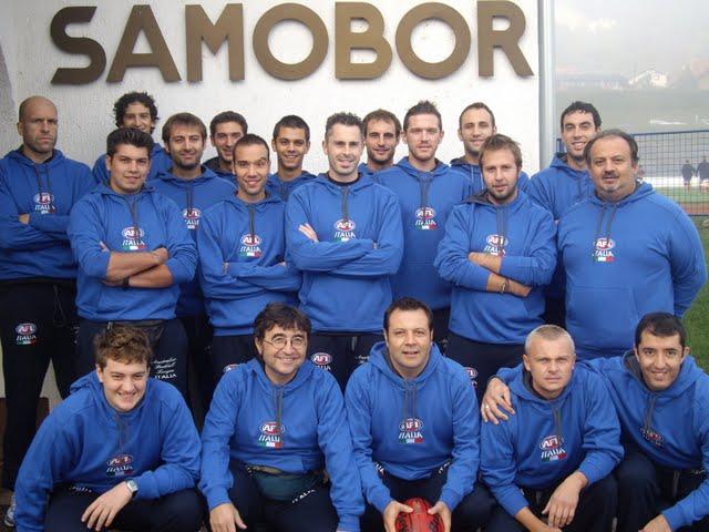 AFL Italia!