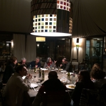 Astronomy & Gastronomy Event Planning Dinner